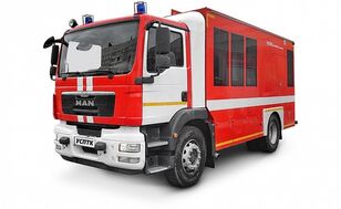 новая пожарная машина MAN TGM 15.340 АБГ