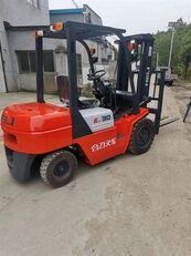мобильный вилочный погрузчик HELI 3 ton CPD30 used diesel forklift on sale