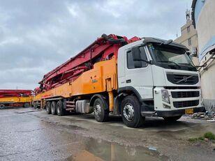 автобетононасос Sany SY5510THB на шасси VOLVO SANY 62m on  VOLVO--10*4 Truck