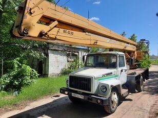 автовышка ГАЗ ВС-22.02