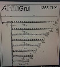 башенный кран FMGru TLX 1355