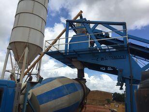 новый бетонный завод CONMACH MobKing-60 Concrete Mobile Batching Plant - 50 m3/h