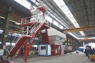 новый бетонный завод GURIS GCP 60 CT