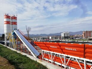 новый бетонный завод PROMAX STATIONARY Concrete Batching Plant S100 TWN (100m³/h)