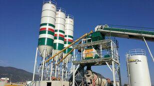 новый бетонный завод Plusmix 100m³/hour Stationary Concrete Plant -BETONYY ZAV