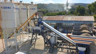 новый бетонный завод SEMIX Mobile 120-135 Y MOBILE CONCRETE BATCHING PLANTS 120-135m³