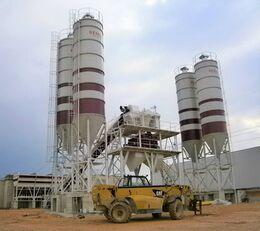 новый бетонный завод SEMIX STATIONARY CONCRETE BATCHING PLANTS 200