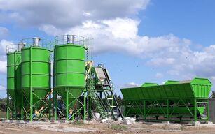 новый бетонный завод SUMAB HIGH CAPACITY! T-80 (Pan mixer: 3000/2000 litres)