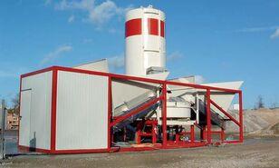 новый бетонный завод SUMAB K-20 (20m3/h) mobile concrete plant