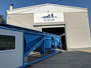 новый бетонный завод SUMAB OFFER! K-60 (60m3/h) Mobile concrete plant