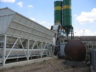 новый бетонный завод SUMAB T-10 (10m3/h) Stationary concrete plant