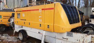бетононасос стационарный PUTZMEISTER 2110